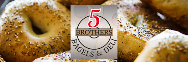 5 Brothers Bagels