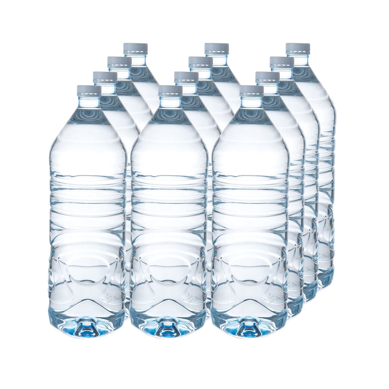 Purified Water Bottles