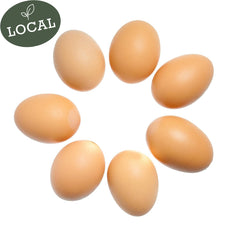 1 Dozen Organic Farm Fresh Eggs