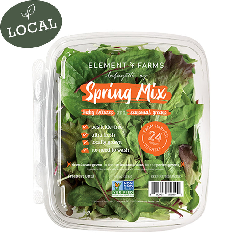 Spring Mix In 5 oz. Clamshell