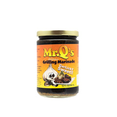 Mr. Q's Grilling Marinade - Garlicy Sweet