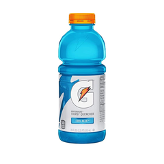 Gatorade - 20 oz Bottles - 4 Pack Blue