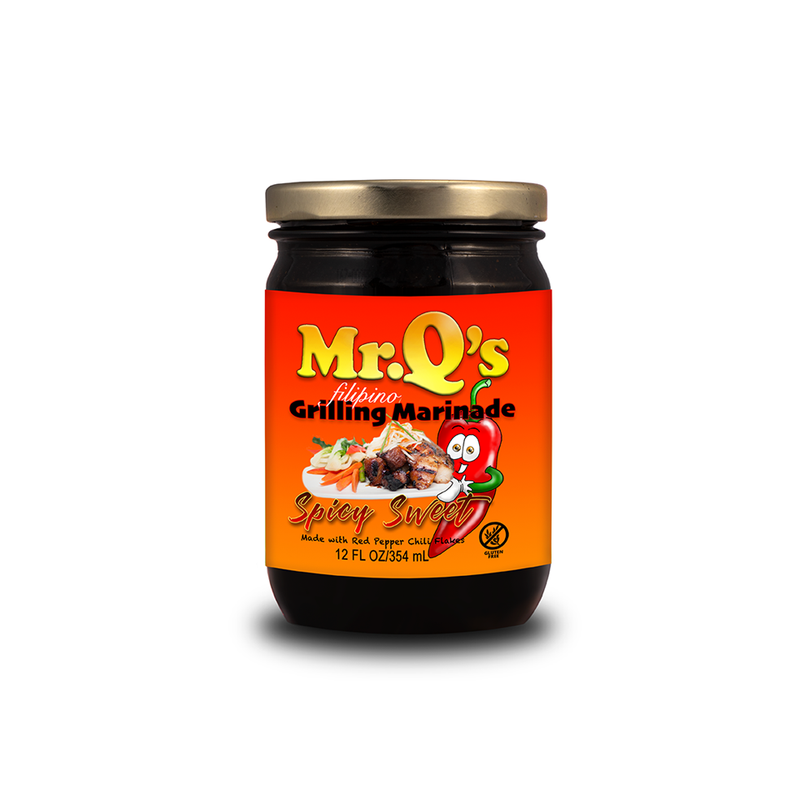 Mr. Q's Grilling Marinade - Spicy Sweet