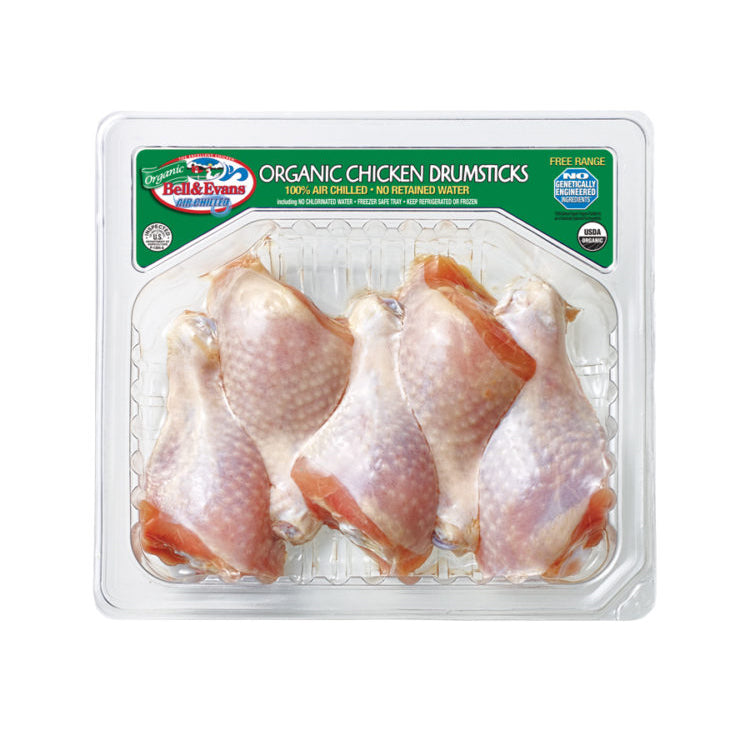 Organic Chicken Drumsticks 1lb
