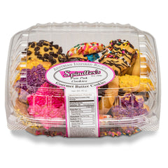 Splindler's Gourmet Butter Cookies 16 oz. - Fun Pack