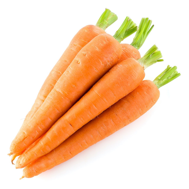 2 Pounds Of Carrots