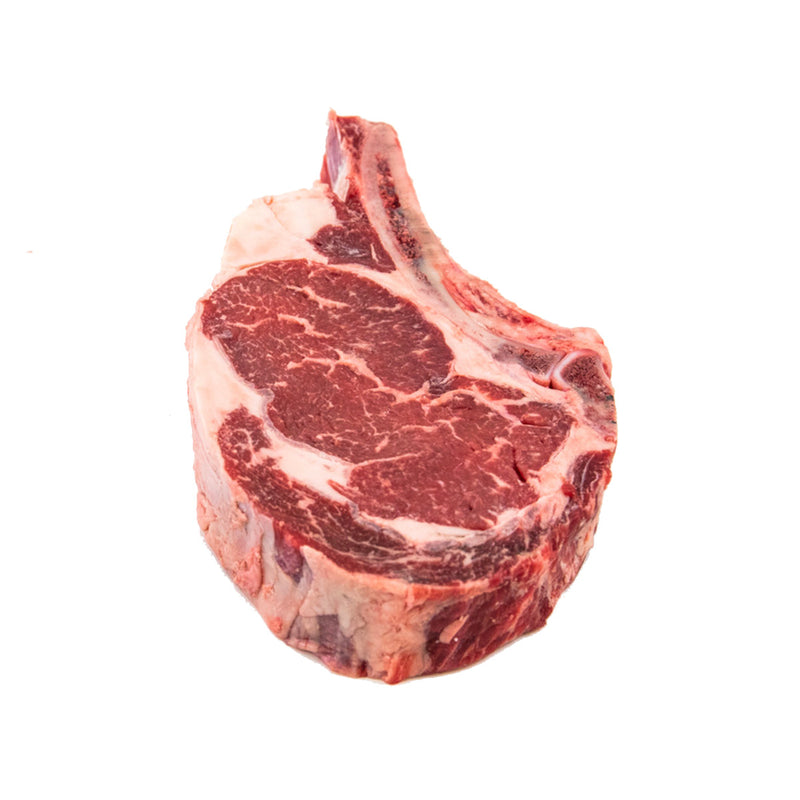 Steak Ribeye Split Bone Ch 26 oz