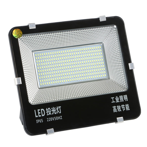 CMC, 300W LED Floodlight IP65 Waterproof Flood Lights Outdoor AC 220V Lighting Exterior Reflector Spotlight