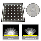 CMC, 4 SetS LED Panel Light 70W Light Covers Ceiling Lights 600*600 Square Panel Indoor 220V Flat Panel Lighting Lamp