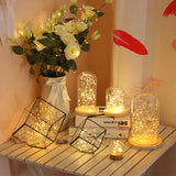 CMC, Fairy Lights Decorative LED Lights String Battery-operated Wedding Window Decoration for Christmas Party New Year