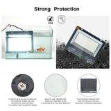 CMC, LED Floodlight 200W Waterproof IP65 Outdoor Reflector Light Garden Lamp AC 220V Spotlight Street Lighting Flood Light