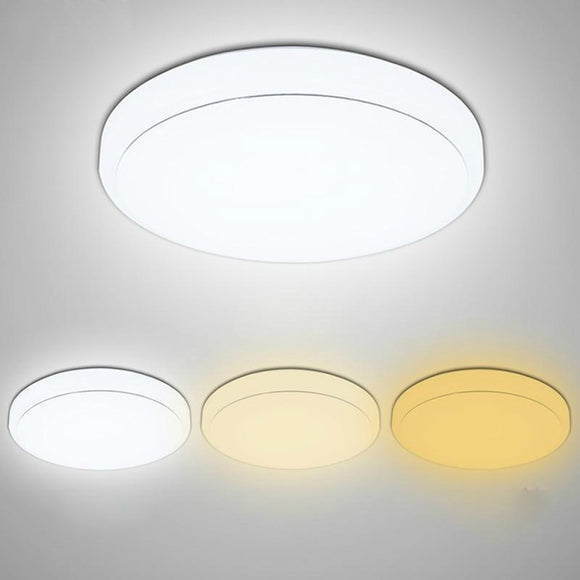 CMC, 48w AC85-265V Smart LED Ceiling Light Ceiling Light Lamps Bedroom Living Room Lamp Work With Alexa Echo Google Home