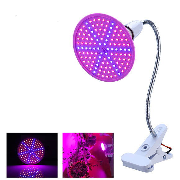 CMC, LED Grow Light Full Spectrum Phyto Lamp Hydroponics Fitolamp with Clip for Vegetable Flower Seedings Greenhouse Plant Lighting