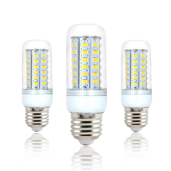 CMC, Lampada LED Lamp E26 E27 220V 24 36 48 56 69 72 96 LEDs Lamparas LED Corn Bulb SMD 5730 Bombillas LED Bulb Home Chandelier Lights