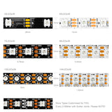 CMC, LED Light Strip 5V Smart RGB LED Light Strip SMD 5050