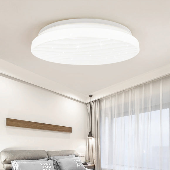 CMC, Ceiling Light Dimmable 72W 36W LED Panel Lamp Down Light Surface Mounted AC 220V Modern Lamp For Home led ceiling Lighting
