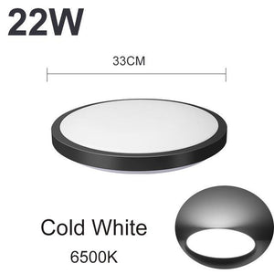 CMC, LED Ceiling Lights Fixture 220V 30W 50W 70W 22W Modern Ceiling Lamp Lights for Living Room Bedroom Kitchen Changeable Colors