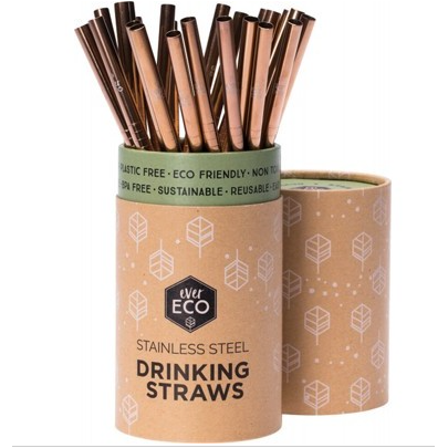 Ever Eco Stainless Steel Straw (single)