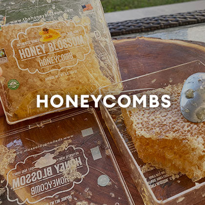 2 USA Honeycombs and text that says: Honeycombs