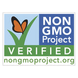 Non GMO Project Verified By Where Food Comes From, Inc. Logo
