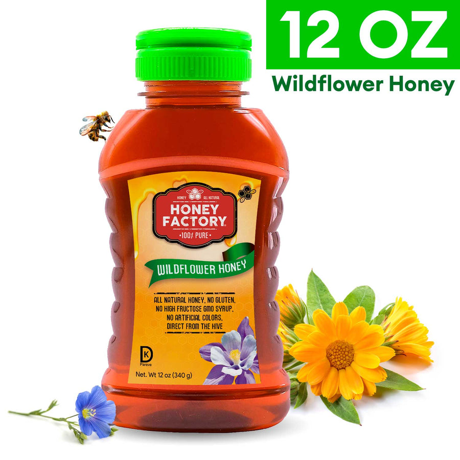 Honey, Factory, Natural, Health