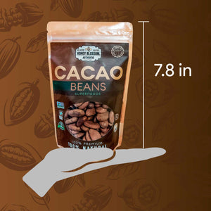 100% Cacao Beans ALL Natural Health Immunity Booster