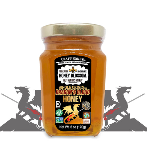Dragon's Blood Honey - All Natural Health Immunity Booster