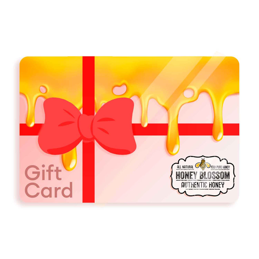 Honey Blossom Gift Cards