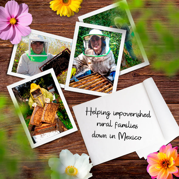 Helping Impoverished rural families down in Mexico