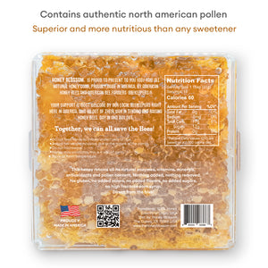100% RAW Honeycomb - ALL Natural Health Immunity Booster