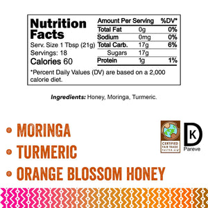 Orange, Honey, Turmeric, Natural, Health, Immune, Boost