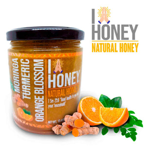 I Bless Honey Orange Blossom Honey - Honey Blossom USA