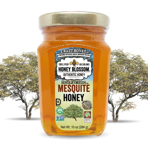 Mesquite Honey | ALL Natural Health Immunity Booster