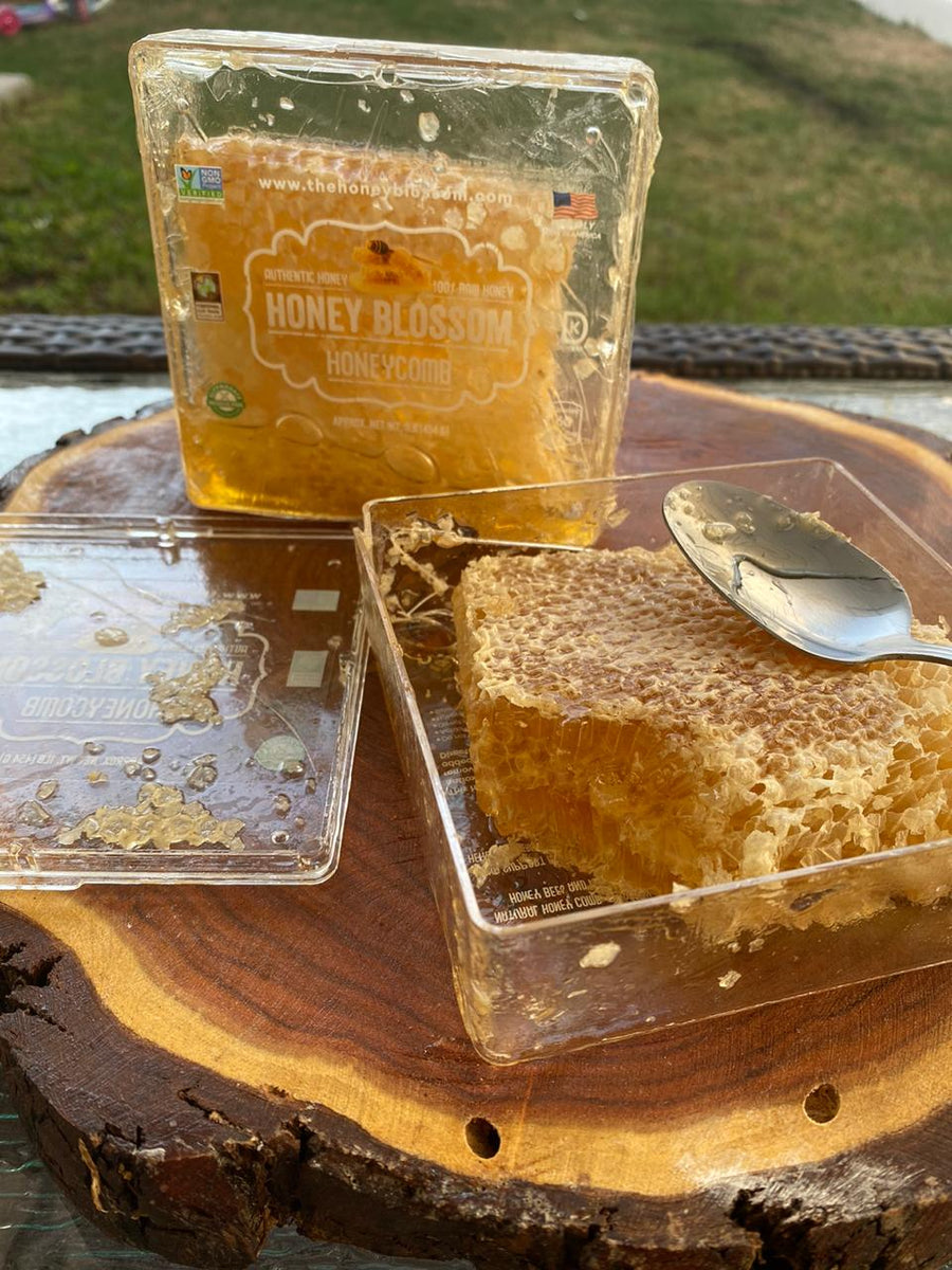 100% RAW USA Honeycomb - ALL Natural Health Immunity Booster