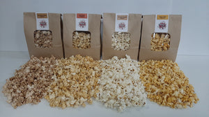 New Products: TreatsForUs Original Gourmet Popcorns