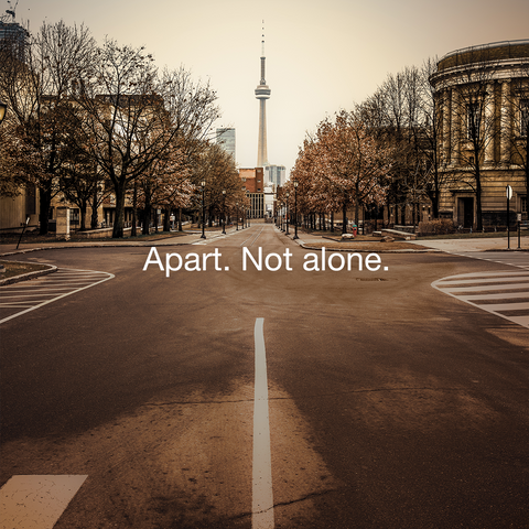 Apart Not Alone