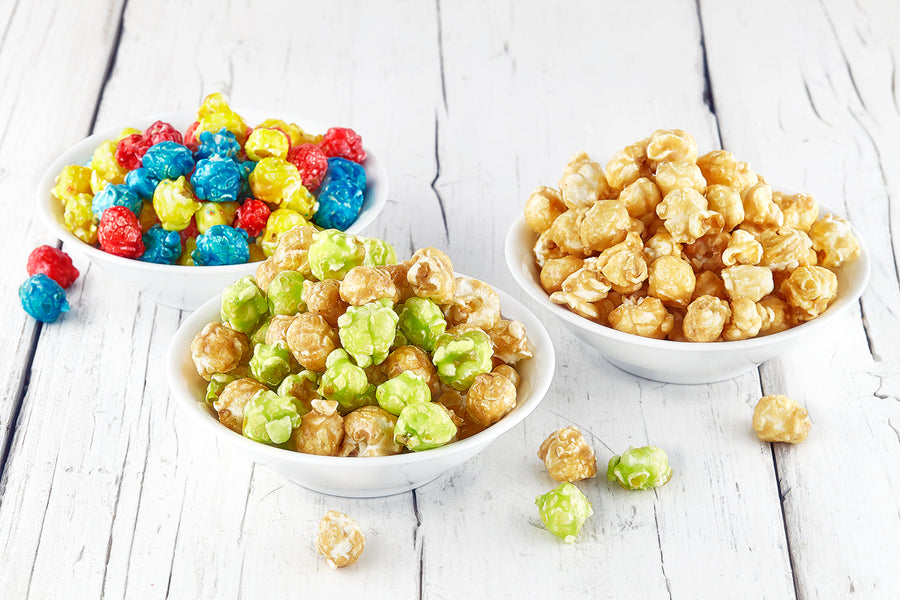 Candy Coated Popcorn