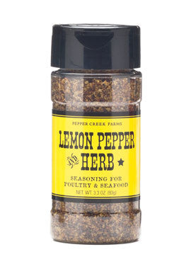 Lemon Pepper & Herbs