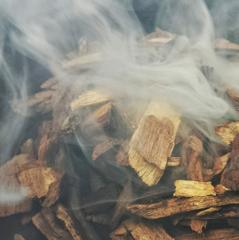 Smoked Olive Wood (Bacon Smoked)