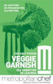 Sea Salt Fusion Veggie Garnish