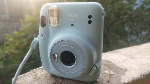 Fujifilm Instax Mini 11 review: For those instant clicks