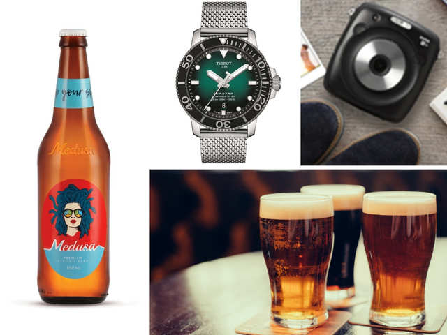 A Crate Full Of Beer, Classy Wristwatch & Leather Wallets: The Ultimate Father's Day Gifting Guide