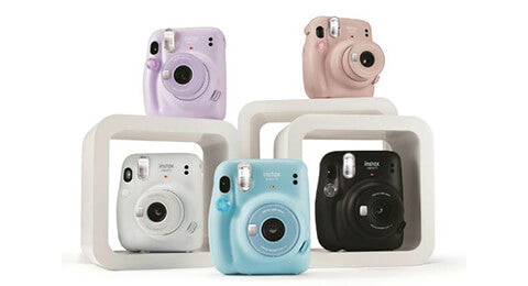Fujifilm Instax Mini 11 affordable instant camera now available on Amazon