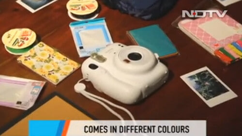 Click, Print, and Go With the Instax Mini 11