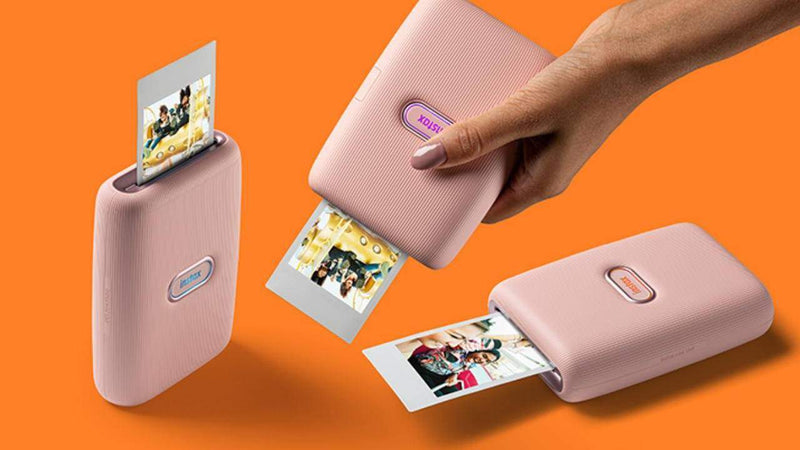Fujifilm launches smartphone photo printers, Instax Mini Link, in India