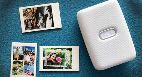 Fujifilm's launches sleek smartphone printer in India