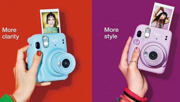 Fujifilm Instax Mini 11 Instant Camera With Selfie Mode Launched