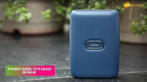 Fujifilm Instax Mini Link printer review | A must have gadget for mobile photographers | ZeeBiz