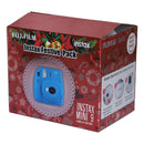 Instax Mini 9 Festival Box- instant photo printer camera
