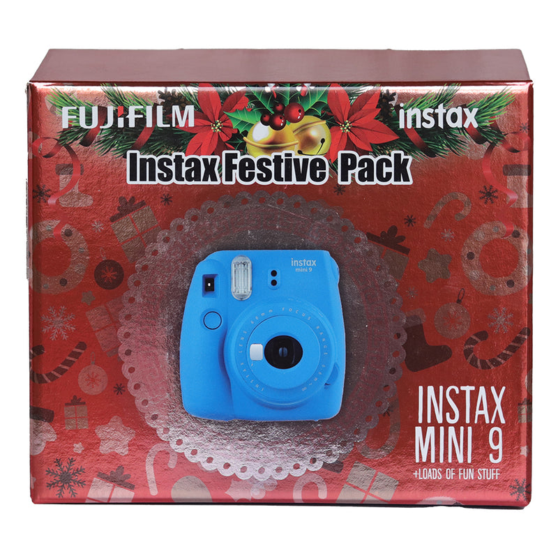 Instax Mini 9 Festival Box- fuji instax mini camera